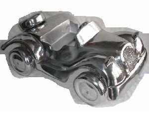 Aluminium antique car replica