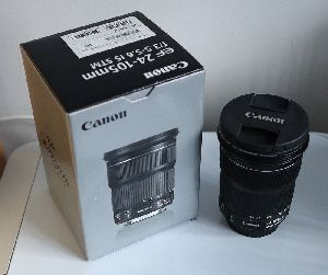 Brand New Camera Lenses Usm 24mm_105mm