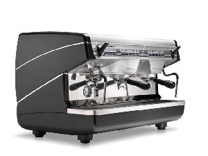 Nuova Simonelli Appia Ii Volumetric Automatic 2 Group Espresso Coffee Vending Machine