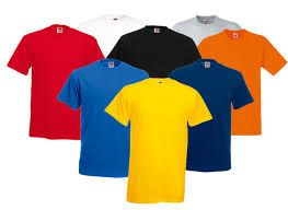 Plain Mens Round Neck T Shirts