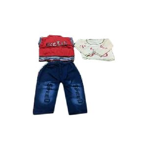 Kids Casual Baba Suit