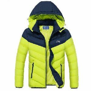 Nylon Polyester Hoodie Jacket