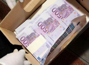 green euro notes