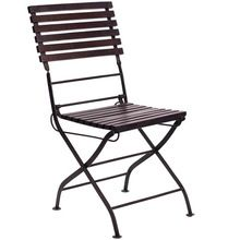 Metal folding Dining Chair