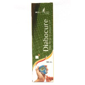 Ayurcure Diabocure - Herbal Remedy For Diabetic Care - 500ml