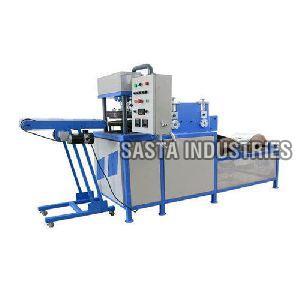 Heavy Duty Fully Automatic Pattal Making Machine