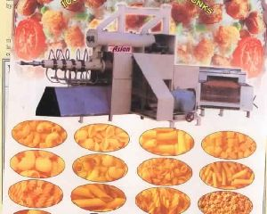 Soya Grain Extruder Machine