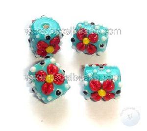 Indian Handmade Glass Beads Lamp Work Glass Beads