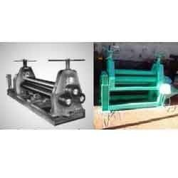 3-4 Roller Plate Bending Machine