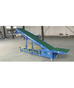 Truck Loading and Unloading Conveyor