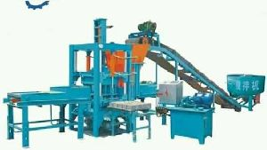 fly ash bricks and block making machine fully automatic plant