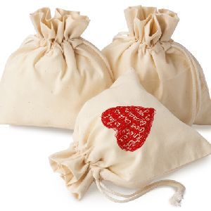 Canvas Pouch Bags