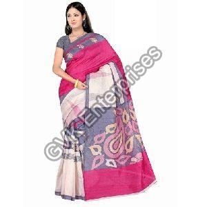 Cotton Ladies Sarees