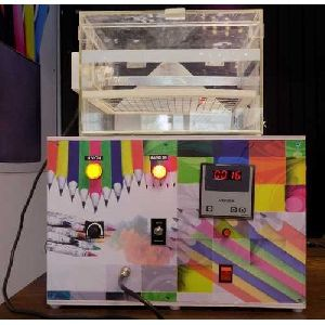 Velvet Pencil Machine