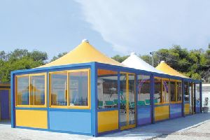 Office Site Tents