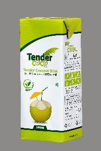 200 ml Tetra Pack of Tender Coconut Drink