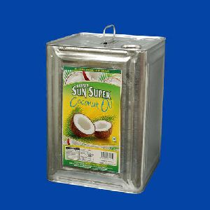 15 Kg Oil Tin Container