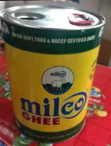 5 Litre Ghee Tin Container