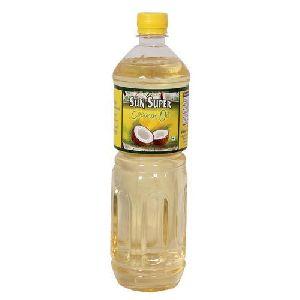 Sun Super 1 Litre Coconut Oil Pet Bottle
