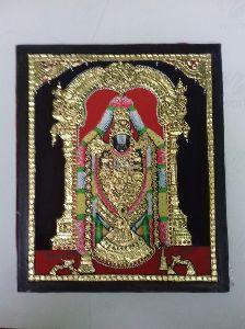 Balaji Tanjore Painting