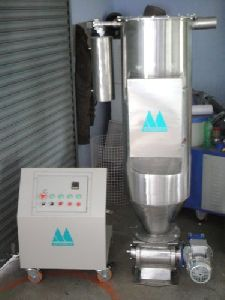 lean phase conveying system