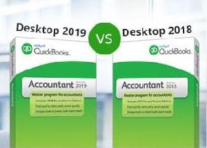 Comparing QuickBooks Accountant 2019 vs. 2018