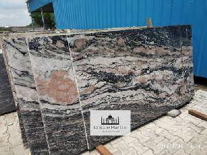 Polished Alaska Granite