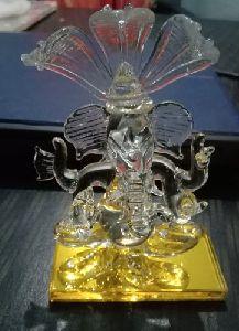 Glass Statue