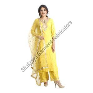 Embroidered Casual Wear Kurti