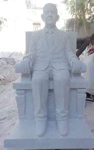 Human Stone Statue
