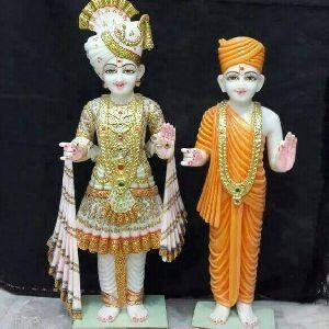 Lord Swaminarayan Statue