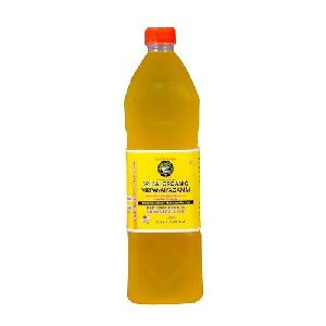 Cold Pressed Organic Groundnut Oil