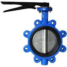 Metal Butterfly Valve