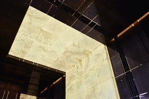 Backlit Onyx Panel
