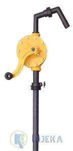 Polypropylene Rotary Drum Pump