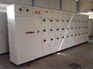 Electrical Metering Panel