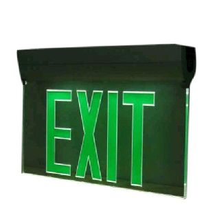 LED Exit Display Board