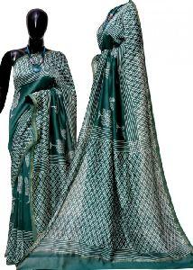 Designer Chanderi Sarees