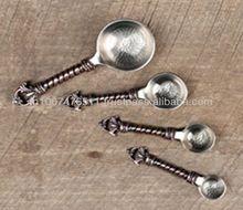 Brass Copper Cutlery Set