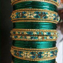 Decorative Metal Bangles