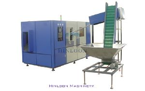 Automatic 4 Cavity Pet Blowing Machine