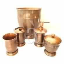Brass Copper Antique Bath Accessories