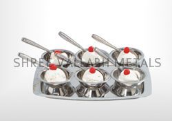 Ice Cream Cup Set