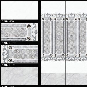 Ceramic Glazed Digital Printed Wall Tiles
