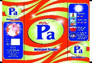 Pa Detergent Powder