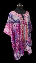 Cotton Embroidery Kaftan