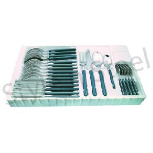 Stainless Steel Kids Cutlery With Box
