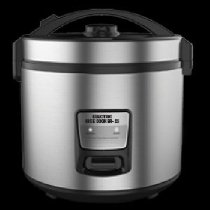 Kent Rice Cooker Stainless Steel 5 Litre