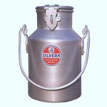 Aluminium Milkcan