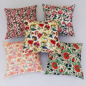 Printed Decorative Cushion Cover